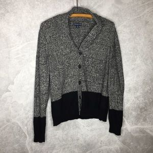 American Living Button up Cardigan